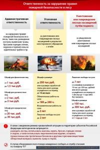 Ответственность пожарная безопасность